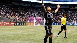 2013 AT&T MLS Goal of the Year Nominees | Final Four