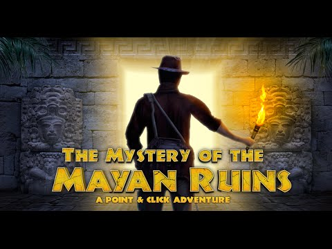 The Mystery of the Mayan Ruins (Walkthrough)