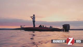 Ranger Z185 On Water Footage