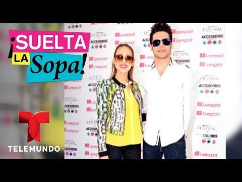 Danna Paola habla de sus romances y la...