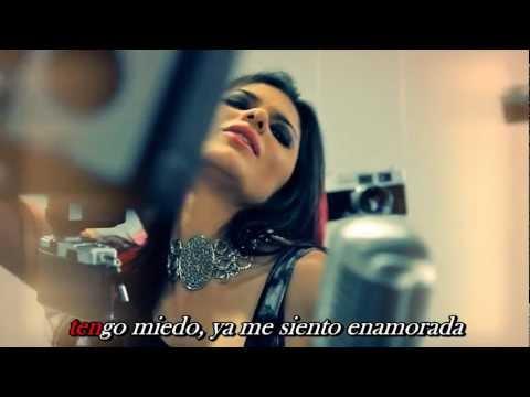 ATRAPADA LUISA NICHOLLS VIDEO KARAOKE