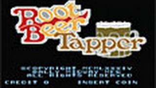 CGR Undertow - ROOT BEER TAPPER for Arcade Video Game Review