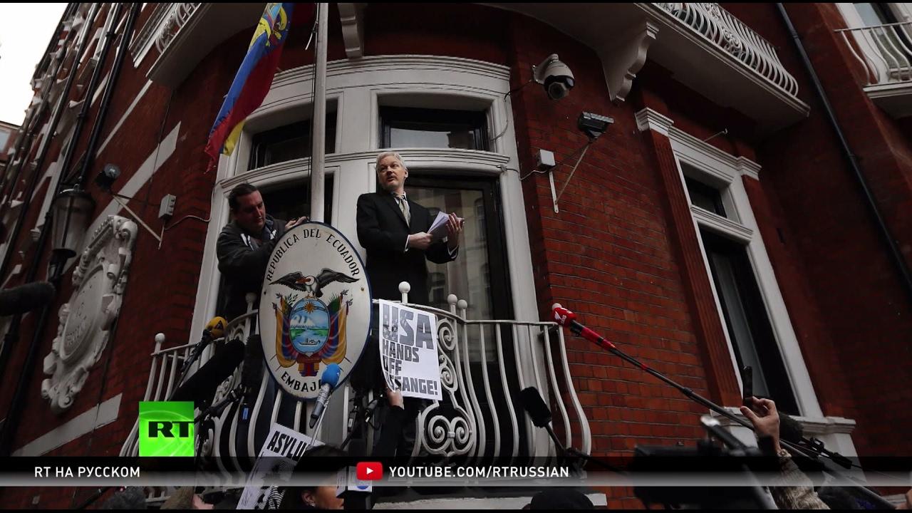 Квартирный вопрос: Ассанж может остаться без убежища