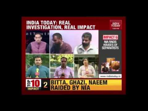 India Today: Real Investigation, Real Impact