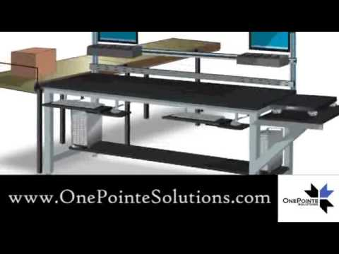 Custom Packing Workstations Increase Efficiency And Productivity