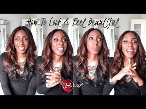 THE LAW OF ATTRACTION & INNER BEAUTY - HOW TO LOOK AND FEEL BEAUTIFUL INSIDE AND OUT!