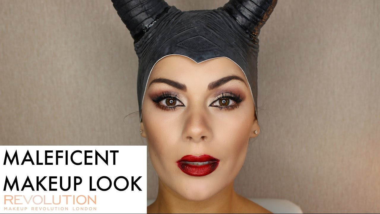 Halloween maleficent makeup look makeup revolution youtube halloween maleficent makeup look makeup revolution baditri Gallery