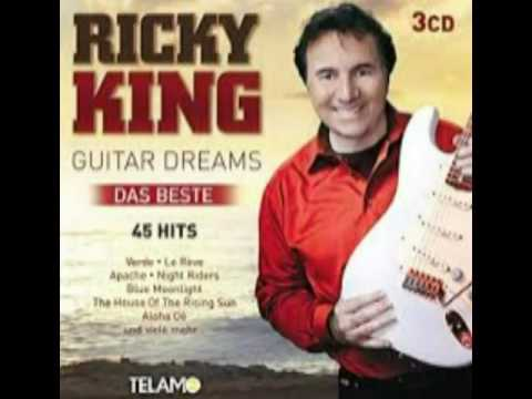 Ricky King - Johnny Guitar