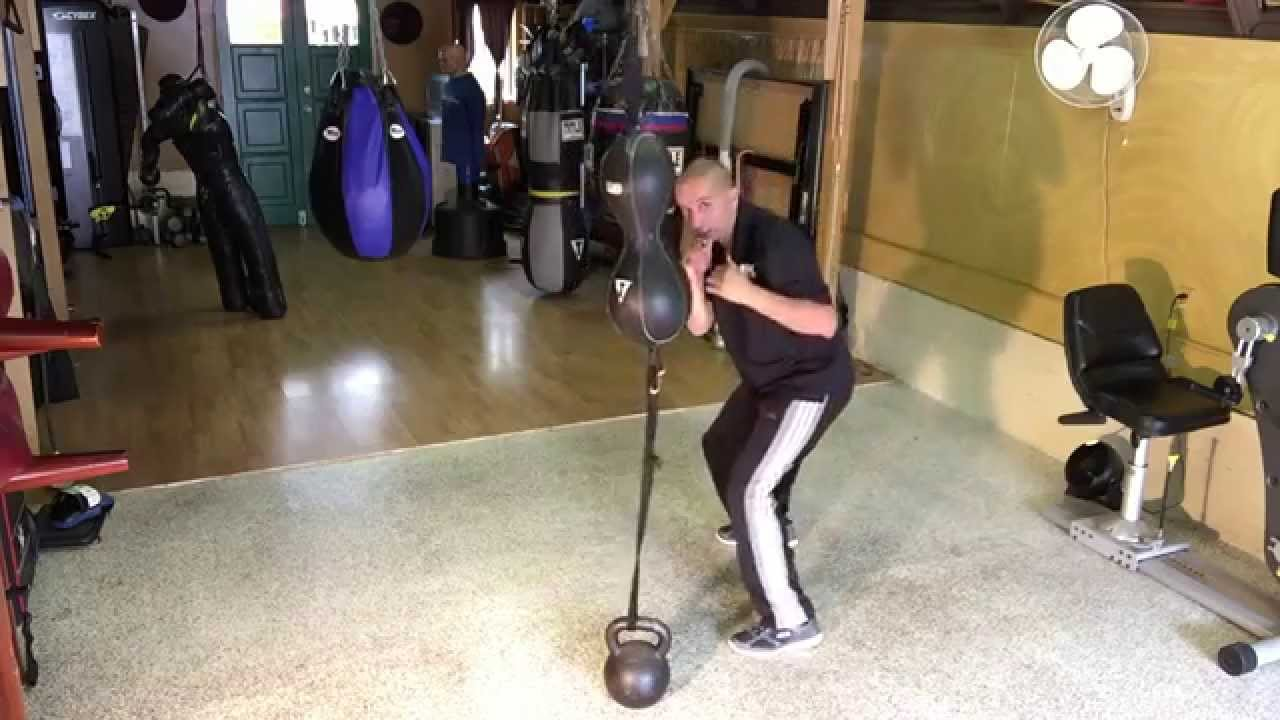 Double End Bag How To Basics Of Boxing
