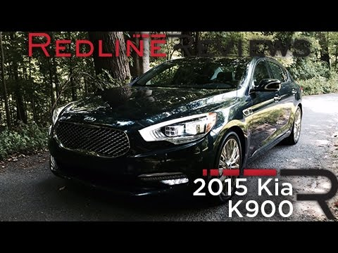 2015 Kia K900 – Redline: Review