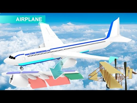 How do Airplanes fly ?