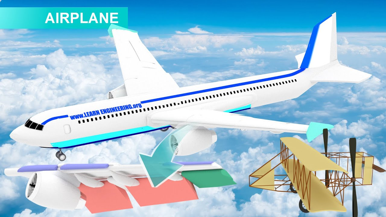 how do airplanes fly