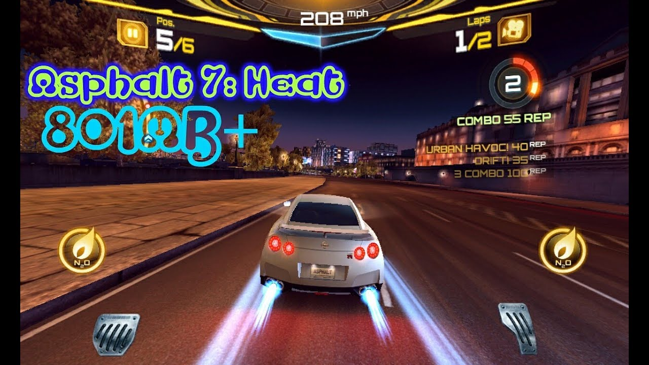 asphalt 7 heat full version free download for android