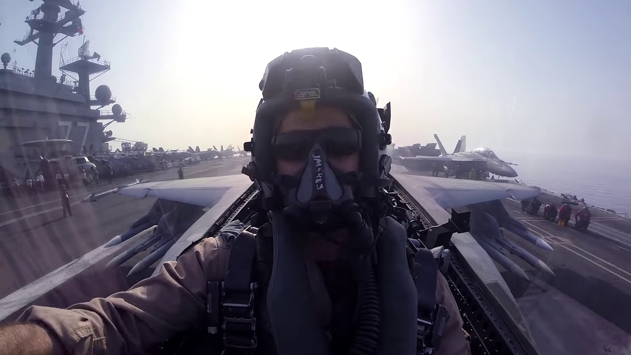 This Latest VFA-31 2017 Deployment Cruise Video: Half Boom And Doom