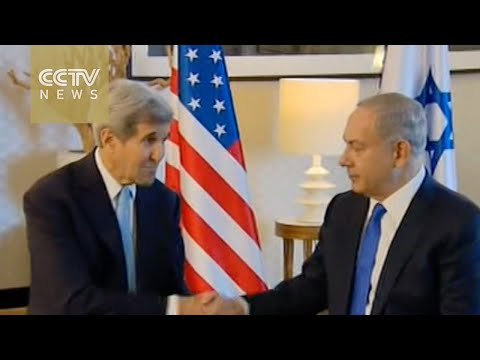 Kerry meets Netanyahu to discuss ongoing violence in Israel-Palestine