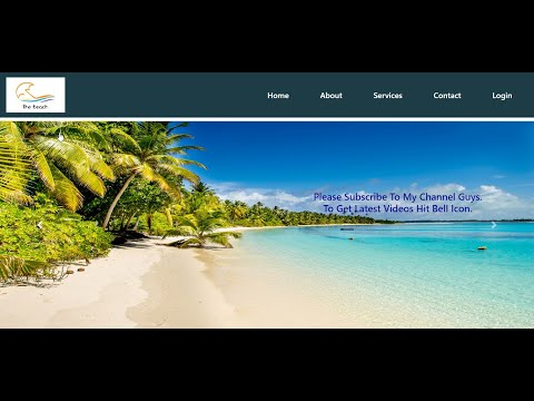 How To Create A Website Using HTML And CSS || How To Create Slider Using Html And Css
