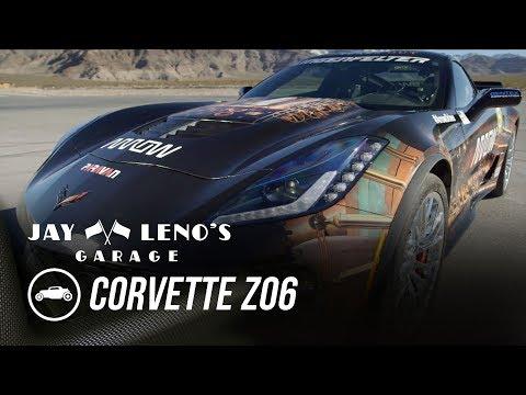 Quadriplegic Drives 2016 Corvette Z06 - Jay Leno's Garage