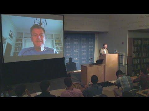 MisesU Mystery Speaker | Patrick M. Byrne