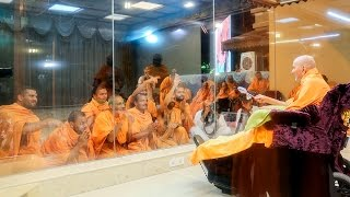 Guruhari Darshan 14 May 2016, Sarangpur, India