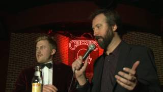 Tom Green on the El Show with Alex Moffat at Cracker's.mov