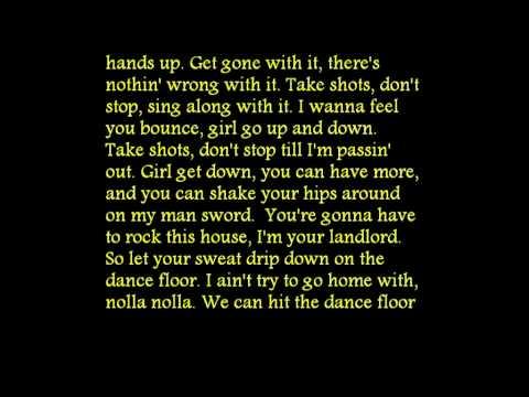 Hollywood Undead- Comin' In Hot (Lyrics)