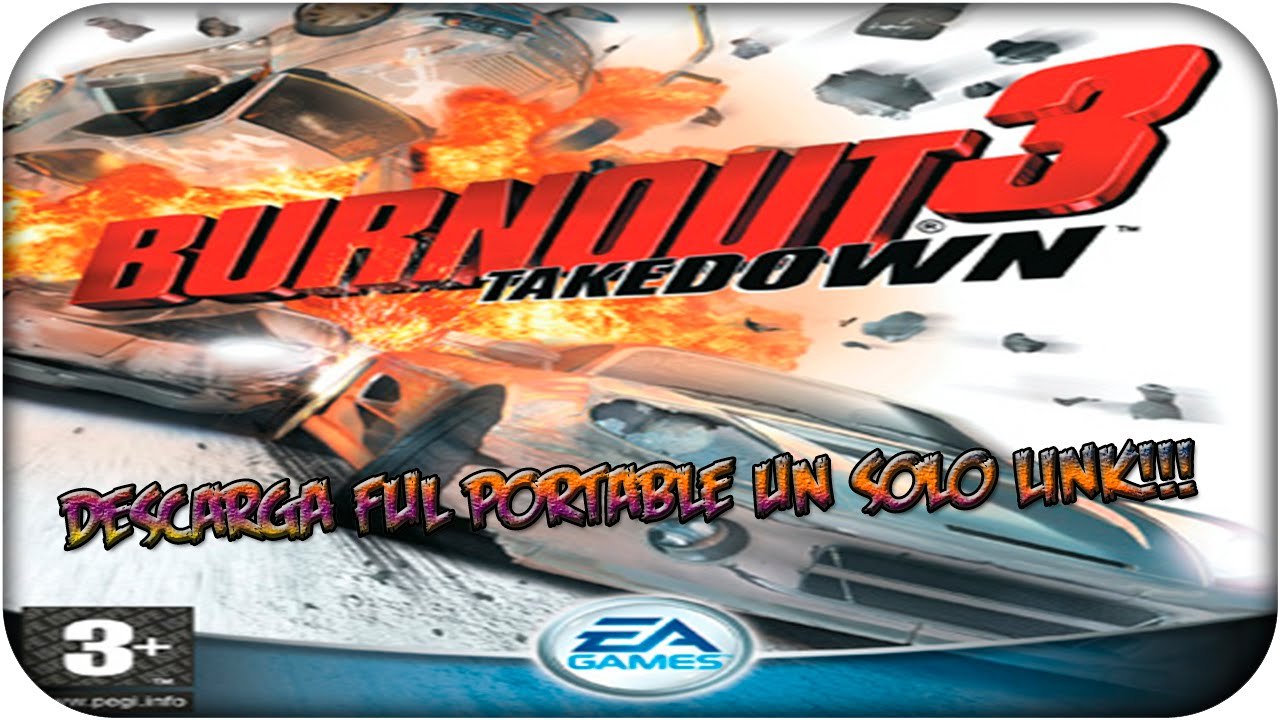 Burnout 3 Takedown System Requirements