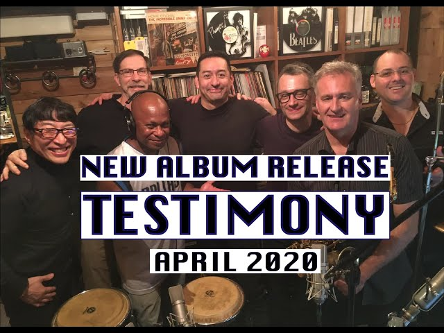 (Official Music Video) 2020 Albums Dennis Lambert 'Testimony'  デニス ランバート