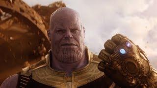 Танос уничтожает Мстителей Перчаткой Бесконечности. Мстители: Война бесконечности |AVENGERS 2018