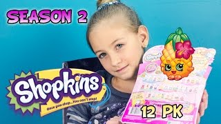SHOPKINS Season 2 - 12 Pack 2015 Fluffy Baby Collector Toy + GIVEAWAY CLOSED Thumbnail