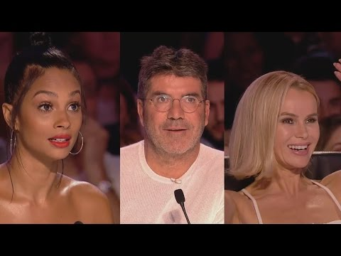 ALL Judges Were BLOWN AWAY By Simon's Golden Buzzer Act In 2017! Must See!