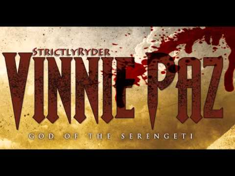 Vinnie Paz - You Can't Be Neutral On a Moving Train