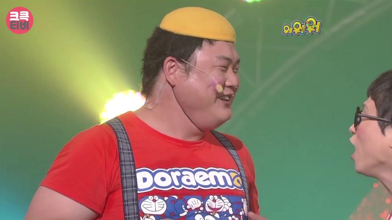 Download 크큭티비 : 090913 511회 개그콘서트 워워워 김준현, 박성광, 장기영