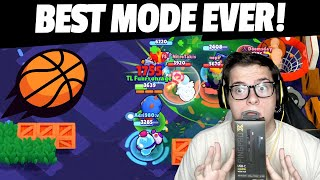 IS BASKET BRAWL THE BEST GAME MODE EVER IN BRAWL STARS?!