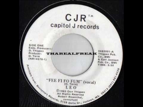 Leo - Fee Fi Fo Fum (Capitol J Records-1983)