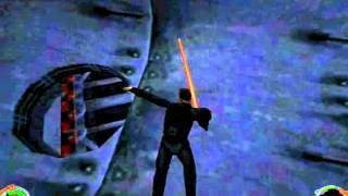 Star Wars Jedi Knight Mysteires of the Sith Mission 4 Self-Destruct and Escape
