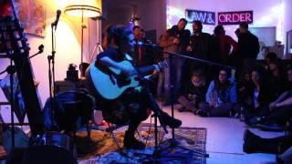 Alex Clare - Too Close/cover Alessia Santoro @Macello_Bz unplugged