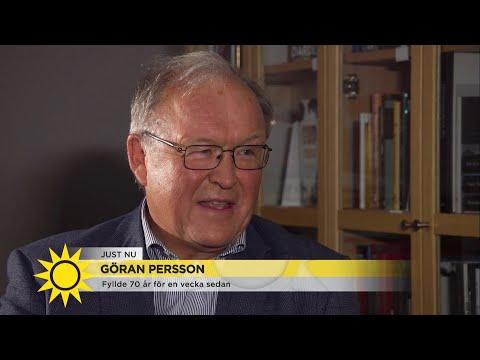 Gran Persson: Jag trodde L och C skulle krypa tillbaka och ge ett passivt st - Nyhetsmorgon (TV4)