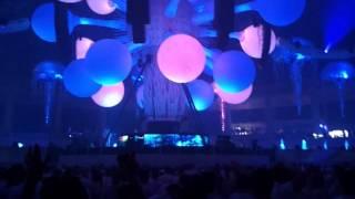 Sensation White Romania 21.04.2012 Hardwell (Delerium - Silence)