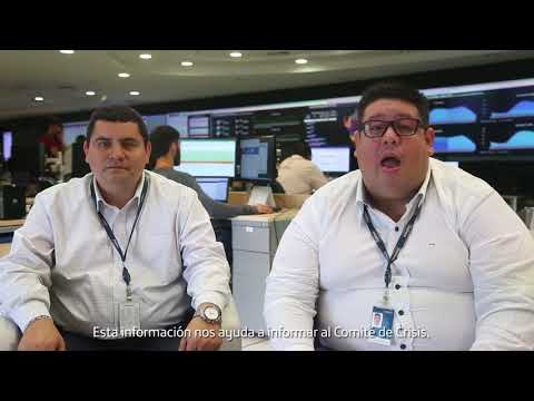 ¿Cómo actúa Telefónica frente a un sismo?