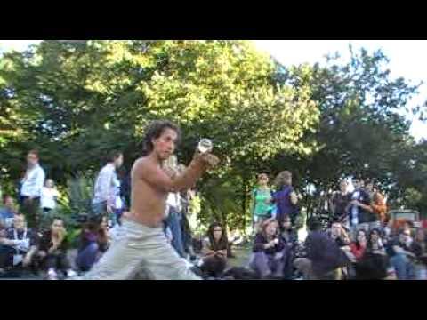 Thames Festival: Nicolas Montes De Oca - Sat 12th Sept 09