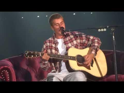 Justin Bieber - I'll Be - PURPOSE WORLD TOUR - LIVE in Köln 18.09.2016