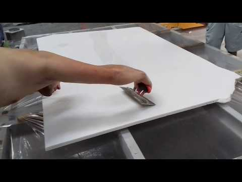 How to apply Epoxy Resin to Marble Part 1