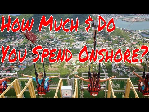 How Much Money Do You Really Spend On A Cruise Ship Shore Excursion?