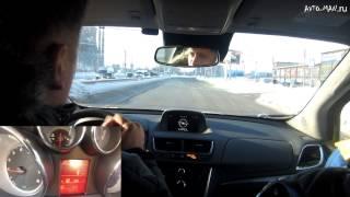 Opel Mokka Тест-драйв.Anton Avtoman.
