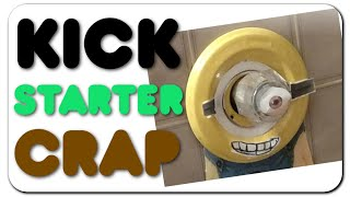 Kickstarter Crap - MINION + Toy Channel