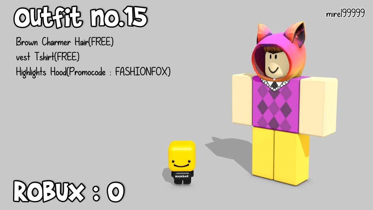 25 Roblox Free Fans Outfits Youtube