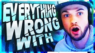 Everything Wrong With Ali-A