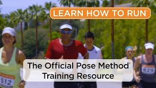 Learn How to Run - The Official Pose Method Training Resource