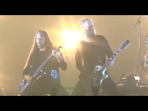Chris Broderick will perform with In Flames longer, as Engelin recovers..