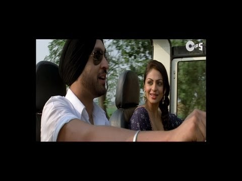 Diljit Dosanjh Plan to Lure Neeru Bajwa - Jihne Mera Dil Luteya - Movie Scene